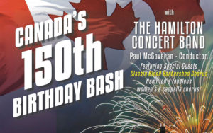 Canada's 150th Birthday Bash @ St Andrews United Church | Hamilton | Ontario | Canada