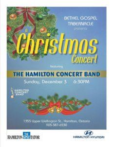 Christmas Show @ Bethel Gospel Tabernacle | Hamilton | Ontario | Canada